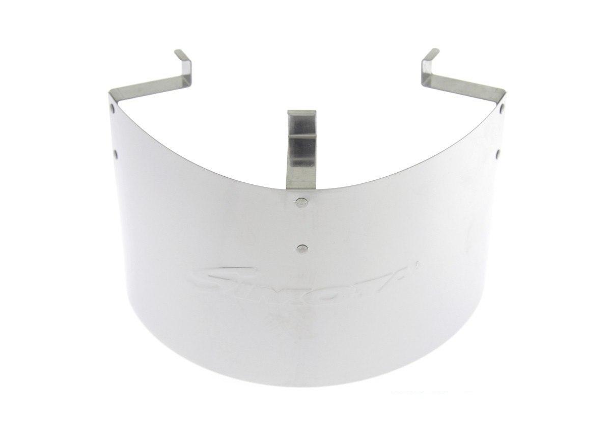 Osłona termiczna filtra Simota 310x140mm SH-01 - GRUBYGARAGE - Sklep Tuningowy